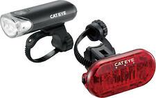 CatEye Omni 3 Head & Tail Light Set - Black