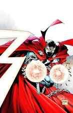 SPAWN 300 COVER K 1:25 GREG CAPULLO TODD McFARLANE VIRGIN VARIANT PRE-SALE 9/4