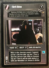 Darth Sidious Star Wars CCG