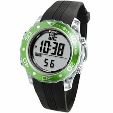 PSNKW30GN Green Snorkeling Master w/ Dive Duration, Depth, Water Temp.