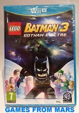 LEGO BATMAN 3 GOTHAM E OLTRE - Nintendo WII U - NUOVO ITALIANO