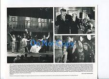 Carol Burnett Christopher Reeve John Ritter Michael Caine Noises Off Press Photo