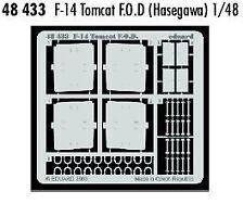 Eduard 1/48 F-14 Tomcat F.O.D. # 48433