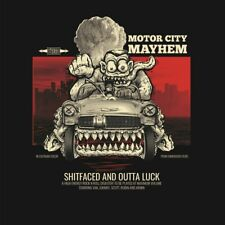MOTOR CITY MAYHEM - Shitfaced And Outta Luck - CD, Digi Neu New