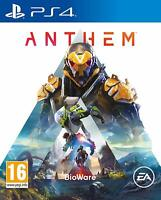 Anthem (PS4 PlayStation 4) (NEU & OVP) (UNCUT) (Blitzversand)