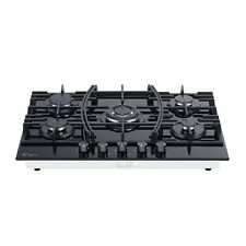 """30"""" Tempered Glass 5 Burners Stove Top Gas Cooktop"""