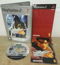 Tekken 4 (Sony PlayStation 2)