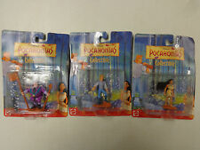 Nip Disney Pocahonatas Movie Collectible Figures John Ratcliffe Smith Pocahontas