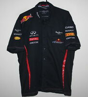 Red Bull Racing Formula 1 F1 racing team shirt Size S Pepe Jeans