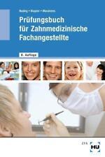 Prüfungsbuch für Zahnmedizinische Fachangestellte von Helmut Nuding, Margit Wagner und Frank Marahrens (2017, Taschenbuch)