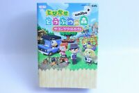 Nintendo 3D amiibo Animal Crossing: New Leaf Strategy Complete Guide Book JAPAN