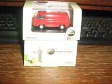 OXFORD DIE-CAST - VW T25 VAN in ORIENT RED - 00 GAUGE / 1:76 SCALE