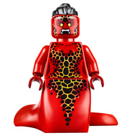 Lego Whiperella Minifigure Nexo Knights New  70326 Minifig