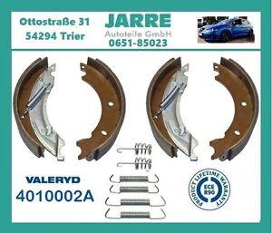 Anhänger Bremsbacken VALERYD Bremsbelag 200x50mm Knott Bremse NEU