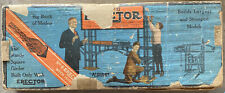 Erector Metal Construction Set From 1917