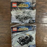 LEGO DC comics Super Heroes Polybag THE BATMAN TUMBLER New sealed 30300 Vehicle
