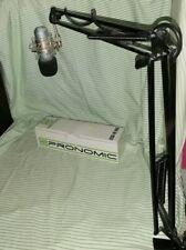 USB-M 900 Studio Mikrofon Mit Schwanenhals DJ Radio Moderator Profi Equipment