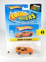 Hot Wheels Color Shifters Dodge Viper SRT10 Orange NEW NOC 1/64 Diecast
