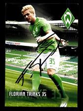 8 Autogrammkarten Werder Bremen 2011-12 Original Signiert+A 158258