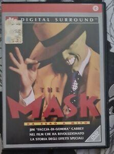 Dvd THE MASK ed italiana