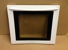 Belling Oven Cooker Be317 wh Oven Glass door with handle and inner glass