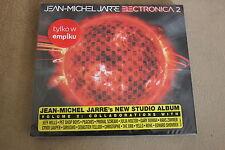 Jean Michel Jarre - Electronica 2 CD NEW RELEASE