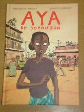 Aya de Yopougon Jonathan Cape Marguerite Abouet cartonnée GN 9780224081849
