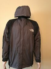 THE NORTH FACE GORE TEX MENS M SUMMIT SERIES GRAY GORTEX XCR JACKET LARGE LOGO