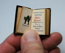 x RARE Miniature Book - Caxton Doll's Prymer - Washburn 1939 Lmtd - Only 3 Known