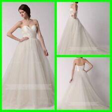 Lace Princess Satin Wedding Dresses