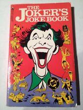 the joker's joke book 1987 pocket book