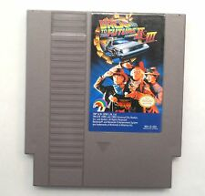 Back to the Future Part II & III NES Cartridge ONLY Nintendo Entertainment Syste