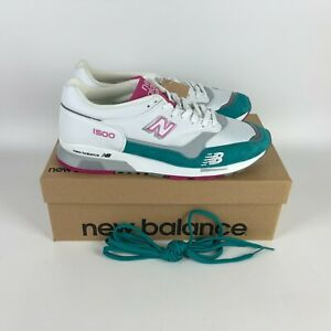 New Balance 'Miami' Made in England Sneaker Men's Size 11 White M1500WTP