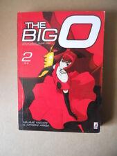 THE BIG O #2 di 6 - Zero 38 2002 Hajime Yadate Manga [G932]