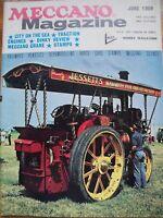 VINTAGE MECCANO MAGAZINE from JUNE 1969