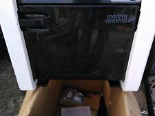 Modern Elements Large Black Hot Towel Warmer Brand New opened box