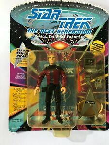 Star Trek The Next Generation Captain Jean-Luc Picard Playmates 1992
