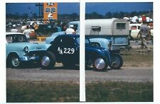 1963 NHRA Drag Racing-A/Altered Fiat Topolino-3rd Annual NHRA US Nationals-INDY