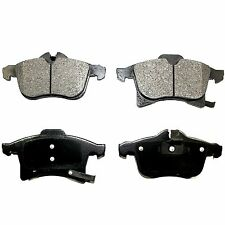 SATURN ASTRA FRONT BRAKE PADS SEMI METALLIC 2008-2009 FRONT BRAKE PADS