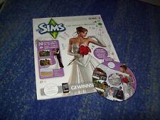 DIE SIMS 3 offizielles Magazin April/Mai 03/2010 plus DVD viele Objekte