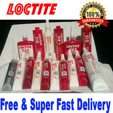LOCTITE 601|603|609|620|638|640|641|648|680 660 RETAINER 50ml thread lock UK TPP