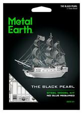 Metal Earth: The Black Pearl 3D Steel Model Kit