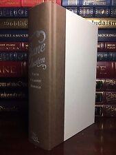 Jane Austen Four Classic Novels Brand New Hardcover Sense Pride Prejudice Emma +