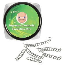 Recover Nail Correction  Wire  6pcs/box Pedicure  Fixer   Ingrown Toe