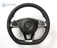 Mercedes C. E. Un W204 W212 Multifunción Sport Volante Airbag Cambio Paletas