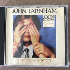 John Farnham - Uncovered CD