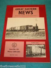 GREAT EASTERN NEWS #105 - WINTER 2000 - BOX VAN SURVIVORS