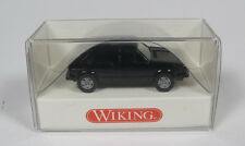 WIKING 00450127 VW VOLKSWAGEN GOLF PHASE 1 GTI BLACK 1/87 HO MADE IN GERMANY