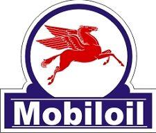 Vintage Mobil Oil Gas Pegasus Decal - The Best