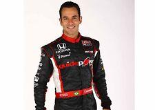 HELIO CASTRONEVES 2009 INDY 500 WINNER 8x10 PHOTO PICTURE Brazilian Racing